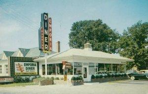 EMPORIA , Virginia, 1950-60s ; DINER