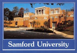 Birmingham, Alabama - Samford University