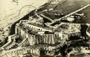 puerto rico, SAN JUAN, Castillo San Felipe del Morro (1932) RPPC Postcard