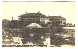 RP; Hotel Tivoli, showing de Lessens Park, Panama, 00-10s