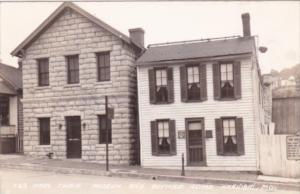 Mark Twain Museum and Boyhood Home Hannibal Missouri Real Photo