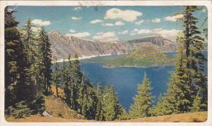 Oregon Medford Crater Lake National Park