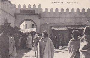 Tunisia Kairouan Porte de Tunis