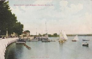 Iowa Council Bluffs Water Front Lake Manawa