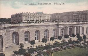 France Palais de Versailles L'Orangerie