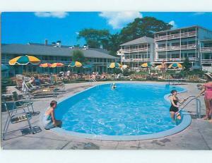Harborside Inn Motel In Edgartown Martha'S Vineyard Massachusetts MA L1535@