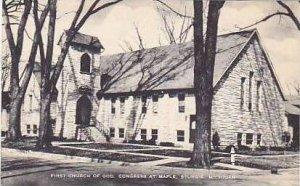 Michigan Sturgis First Church of God Congress at Maple Artvue