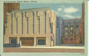 W-G-N Studios, Tribune Square, Chicago