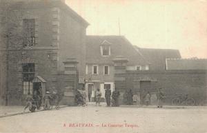 Military Beauvais La Caserne Taupin WW1 01.75