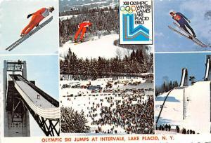 Olympic Winter Games 1980 - Lake Placid, New York