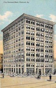 City National Bank Paducah, KY, USA Unused