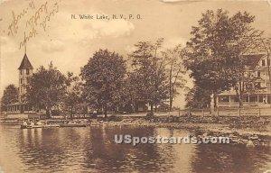 Post Office - White Lake, New York