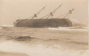RP, MOSS BEACH , Pacific Grove , California , 00-10s ;RODRICK DHU shipwreck #3