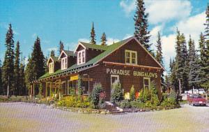 Canada Paradise Lodge and Bungalows Lake Louise Alberta