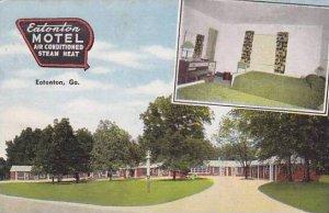 Georgia Eatonton Eatonton Motel