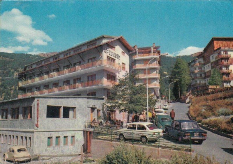 TORINO , Italy , 1972 ; Hotel Splendid