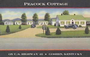 Kentucky Goshen Peacock Cottage