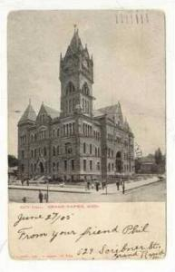City Hall, Grand Rapids, Michigan, PU-1905