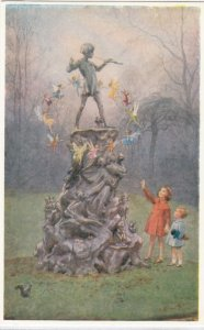 Peter's Friends , 1940-50s ; Artist Margaret W. Tarrant