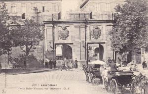 Saint-Malo , France , 00-10s : Porte Saint-Vincent