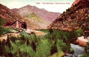 Utah Ogden Canyon The Hermitage