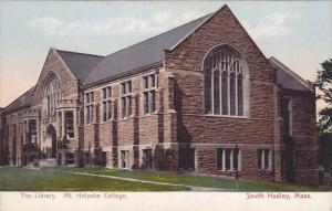 The Library, Mt. Holyoke College,  South Hadley,   Massachusetts,   00-10s