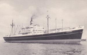 Holland-America Line Ship S.S.DIEMERDYK , 1930s