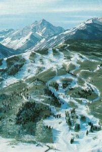 ASPEN , Colorado , 1960-80s ; Buttermilk Mountain Ski Slopes