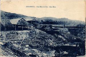 CPA AK SINGAPORE Zinc Mine (a1471)