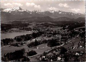 Seisersee bei Velden am Worthersee  Karnten  Austria vintage postcard