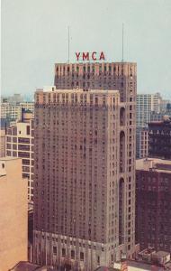 Philadelphia PA, Pennsylvania - YMCA Building