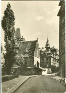 Czech Republic, Praha, Prague, Staronova synagoga, Synagogue, unused real photo