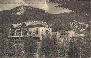 Italy Fiesole Caprarola Perugia and more Postcard Lot of 8 01.18