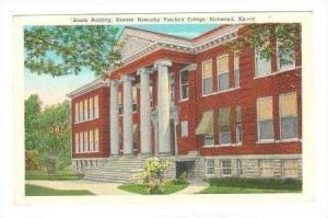 Roark Building, Teachers College, Richmond, Kentucky, 10-20s