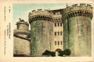 CPA   Alencon (Orne) - Le Chateau  (355292)