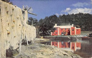 Waterlot Inn Riddell's Bay Bermuda Island Unused