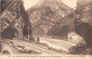 BF7908 la vallee du var mescla le pont de la trinee france      France