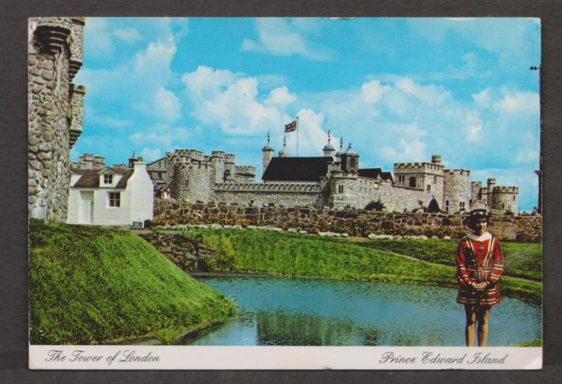 Tower Of London Replica - Woodleigh PEI - Used 1987 Some Wear