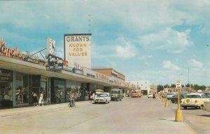 MILWAUKEE, Wisconsin, 1961 ; SOUTHGATE, Milwaukee's First shopping center