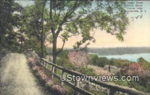 Upper Road, North Shore, Culver Lake Branchville NJ Unused