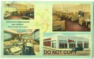 Tomlinson's Restaurant & Lounge, Chattanooga TN