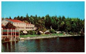 Canada  Yarmouth N. S. Braemer Lodge