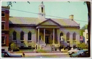 Library, Lockport NY