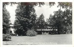 Mammoth Cave KY Hotel in National Park c1950