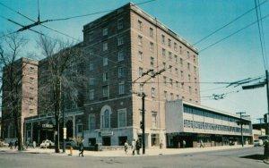 HALIFAX , Nova Scotia , Canada , 50-60s ; Lord Nelson Hotel VER-3