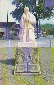 Alabama Birmingham Brother Ryan Statue
