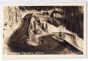 RPPC, Switchback, Yoho Valley, Alberta