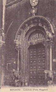 Cattedrale (Porta Maggiore), Bitonto (Puglia), Italy, 1900-1910s