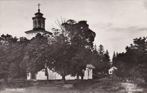 RP, SWEDEN, 1920-1940s; Gillberga Kyrka, Church