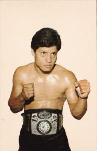Boxing Erick Madrid Sylmar Slasher World's Undefeated W A A Lightweight Champion